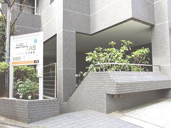 ハリタス入口(階段)