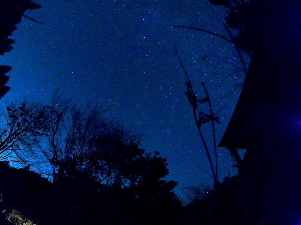 三重県の星空